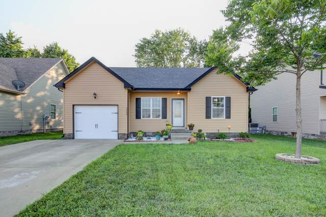 3466 Fox Meadow Way, Clarksville, TN 37042 (MLS #RTC2169146) :: Village Real Estate