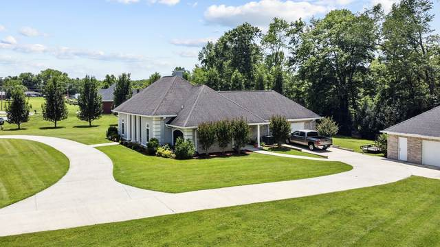249 Andrew Jackson Blvd, Dowelltown, TN 37059 (MLS #RTC2169216) :: CityLiving Group