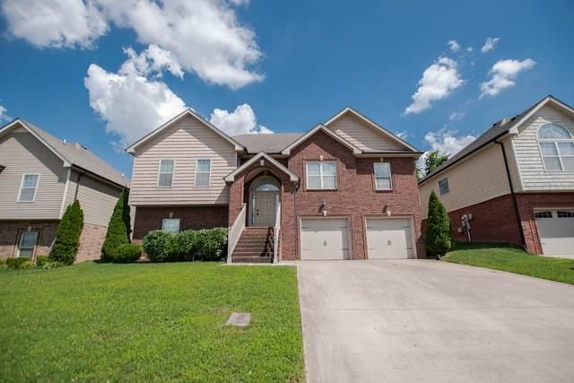 2493 Senseney Dr, Clarksville, TN 37042 (MLS #RTC2169300) :: Village Real Estate