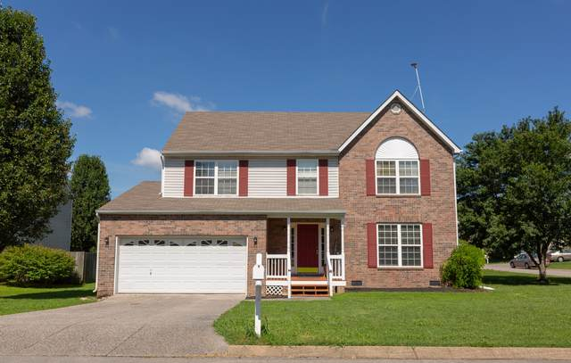 1614 Harrison Way, Spring Hill, TN 37174 (MLS #RTC2169341) :: CityLiving Group