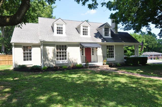 1511 Stratford Ave, Nashville, TN 37216 (MLS #RTC2169345) :: Team Wilson Real Estate Partners