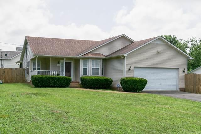 1601 Jamie Drive, Columbia, TN 38401 (MLS #RTC2169350) :: Five Doors Network
