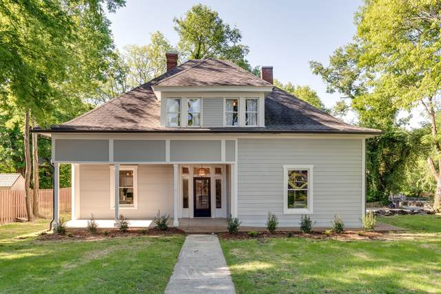 713 Trotwood Ave, Columbia, TN 38401 (MLS #RTC2169381) :: Nelle Anderson & Associates