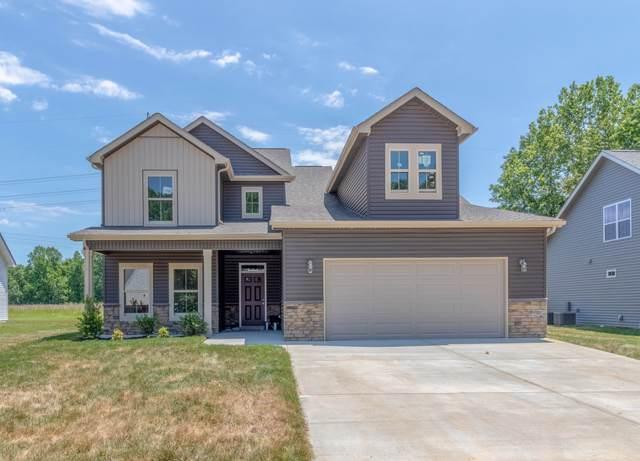 146 Sango Mills, Clarksville, TN 37043 (MLS #RTC2169383) :: Kimberly Harris Homes
