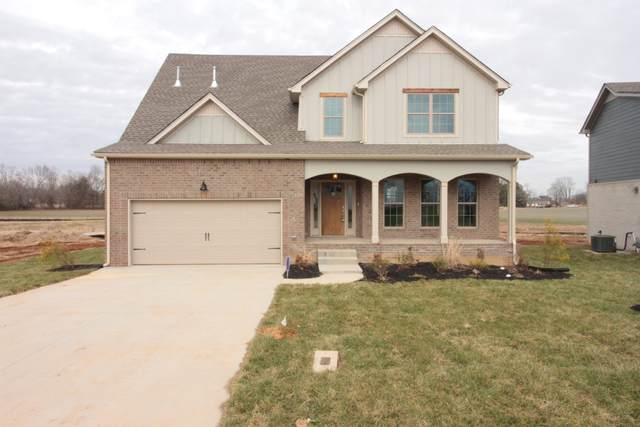 732 Jersey Dr Lot 11, Clarksville, TN 37043 (MLS #RTC2169390) :: Kimberly Harris Homes