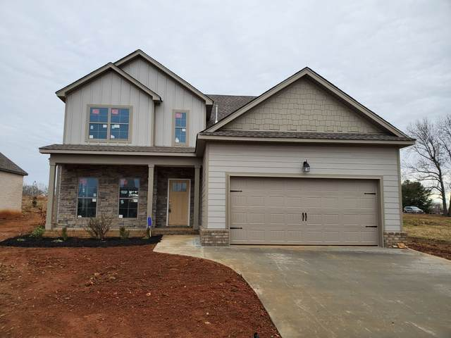 796 Jersey Dr Lot 27, Clarksville, TN 37043 (MLS #RTC2169391) :: Kimberly Harris Homes
