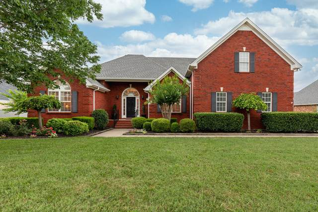 1175 Ithaca St, Murfreesboro, TN 37130 (MLS #RTC2169423) :: Team George Weeks Real Estate