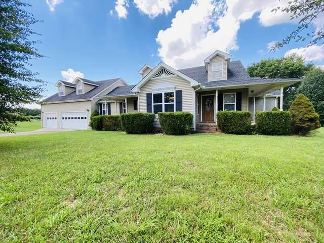 87 Fox Run Ln, Lafayette, TN 37083 (MLS #RTC2169635) :: John Jones Real Estate LLC