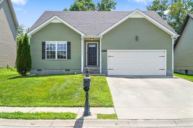 3631 Fox Tail Dr, Clarksville, TN 37040 (MLS #RTC2169690) :: Kimberly Harris Homes