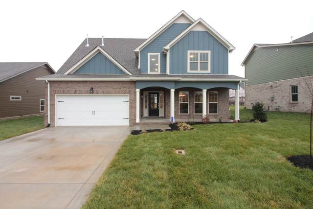 785 Jersey Dr Lot 114, Clarksville, TN 37043 (MLS #RTC2169706) :: Kimberly Harris Homes