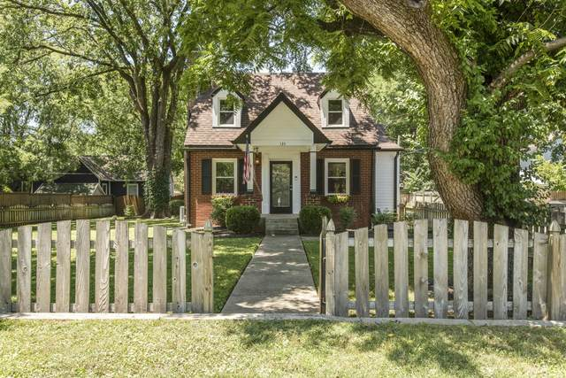 135 46th Ave N, Nashville, TN 37209 (MLS #RTC2169950) :: The Kelton Group