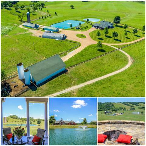 1855 Big Dry Creek Road, Pulaski, TN 38478 (MLS #RTC2169966) :: Ashley Claire Real Estate - Benchmark Realty