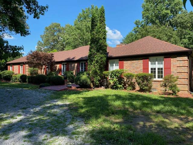 1416 Country Club Dr, Tullahoma, TN 37388 (MLS #RTC2170197) :: The Huffaker Group of Keller Williams