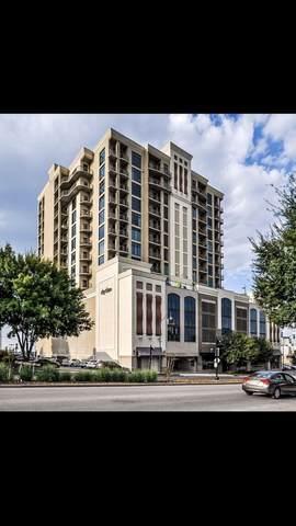 1510 Demonbreun St #1404, Nashville, TN 37203 (MLS #RTC2170497) :: The Milam Group at Fridrich & Clark Realty