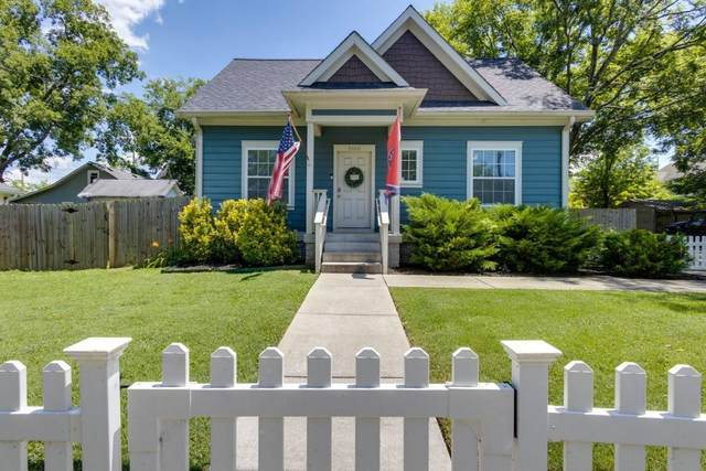 1010 52nd Ave N, Nashville, TN 37209 (MLS #RTC2170646) :: The Helton Real Estate Group