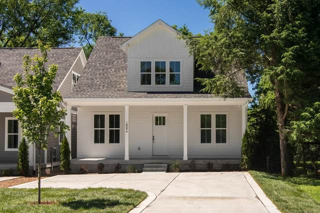 1808A Piedmont Ave, Nashville, TN 37216 (MLS #RTC2170652) :: Nashville on the Move