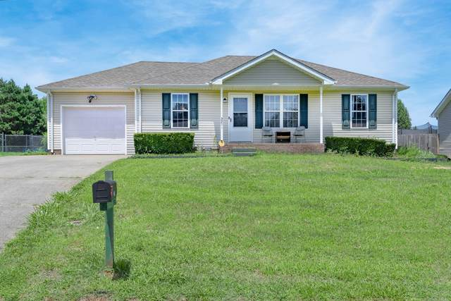 3221 Tabby Dr, Clarksville, TN 37042 (MLS #RTC2170686) :: Maples Realty and Auction Co.