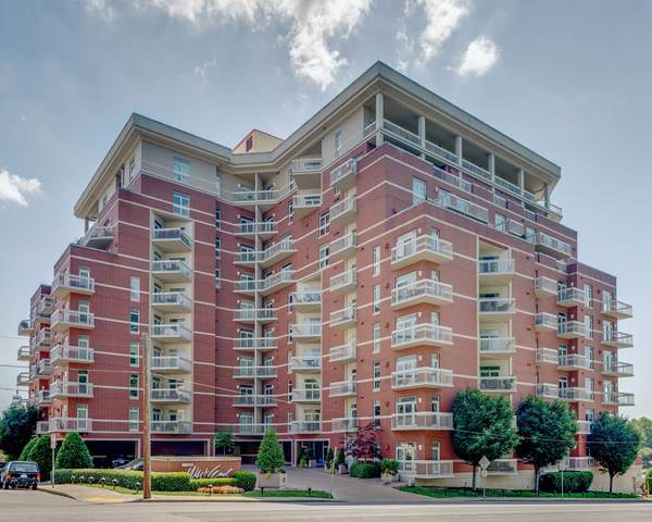 110 31st Avenue N #703, Nashville, TN 37203 (MLS #RTC2170782) :: The Helton Real Estate Group