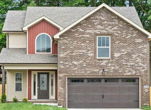 152 Tomahawk Pointe - Lot 48, Clarksville, TN 37040 (MLS #RTC2170851) :: The Kelton Group