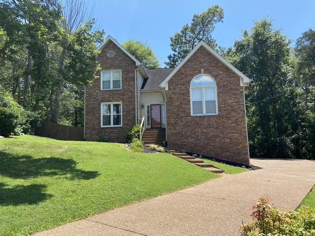205 Oak Hollow Cir, Hermitage, TN 37076 (MLS #RTC2170896) :: Village Real Estate