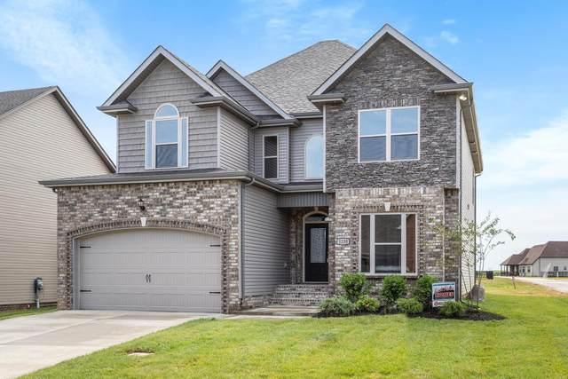 1130 N Ja Tate Dr, Clarksville, TN 37043 (MLS #RTC2170927) :: Village Real Estate
