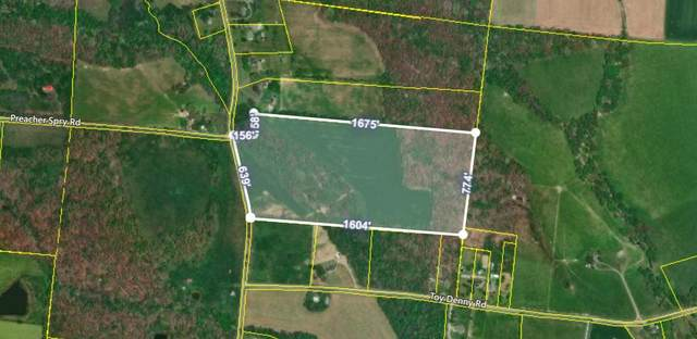 2029 Bush Rd, Bradyville, TN 37026 (MLS #RTC2170983) :: Maples Realty and Auction Co.