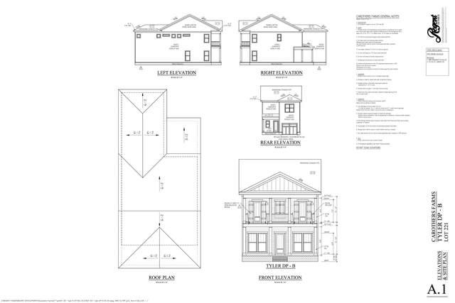 409 Corner Alley Lot 221, Nolensville, TN 37135 (MLS #RTC2171104) :: John Jones Real Estate LLC