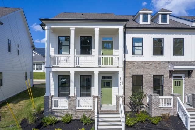 2051 Oakwood Ave Unit 22 #22, Nashville, TN 37207 (MLS #RTC2171132) :: Village Real Estate