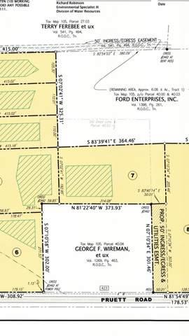 0 Pruett, Dickson, TN 37055 (MLS #RTC2171213) :: Village Real Estate