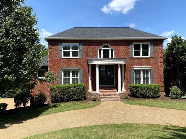 717 N Lake Cir, Brentwood, TN 37027 (MLS #RTC2171320) :: Village Real Estate