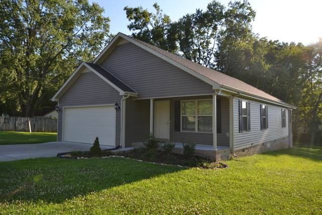 446 Woodrow St, Manchester, TN 37355 (MLS #RTC2171359) :: John Jones Real Estate LLC