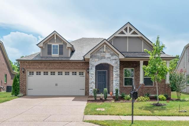 4381 Stone Hall Blvd, Hermitage, TN 37076 (MLS #RTC2171424) :: Berkshire Hathaway HomeServices Woodmont Realty