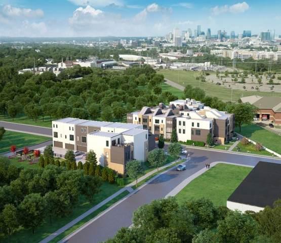 517 27Th Ave N #2, Nashville, TN 37209 (MLS #RTC2171535) :: Team Wilson Real Estate Partners