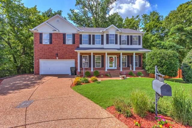 833 Banbury Way, Brentwood, TN 37027 (MLS #RTC2171713) :: Village Real Estate