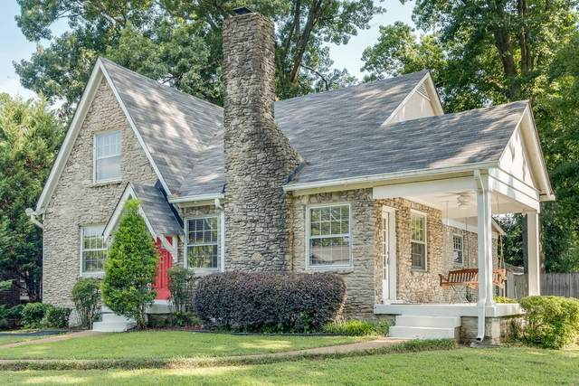 1131 Riverwood Dr, Nashville, TN 37216 (MLS #RTC2171783) :: Nashville on the Move