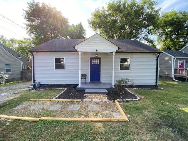 1611 Jewell St, Nashville, TN 37207 (MLS #RTC2171812) :: Village Real Estate