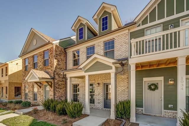 250 Mansfield Drive, Lot #26, Gallatin, TN 37066 (MLS #RTC2171813) :: Nelle Anderson & Associates