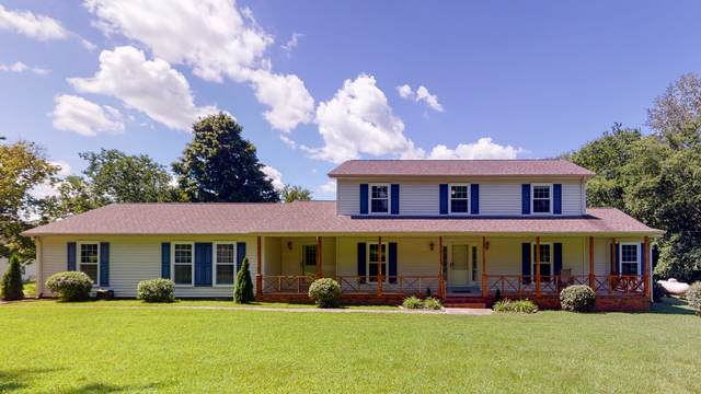 13601 Old Hickory Blvd, Antioch, TN 37013 (MLS #RTC2171848) :: The Milam Group at Fridrich & Clark Realty