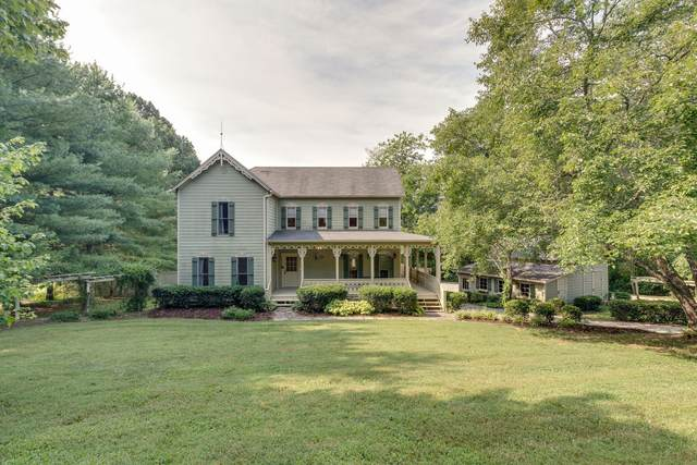 4307 Old Hillsboro Rd, Franklin, TN 37064 (MLS #RTC2172062) :: The Group Campbell