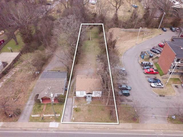 927 Douglas Ave, Nashville, TN 37206 (MLS #RTC2172080) :: Village Real Estate