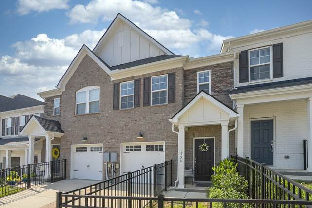 2228 Belle Creek Way, Nashville, TN 37221 (MLS #RTC2172098) :: The Group Campbell