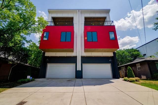 927 Southside Pl, Nashville, TN 37203 (MLS #RTC2172198) :: Village Real Estate