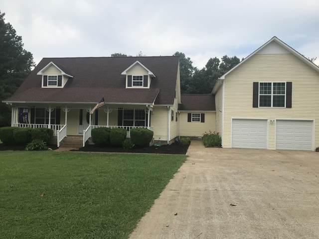 206 State Ave, Lawrenceburg, TN 38464 (MLS #RTC2172249) :: Village Real Estate