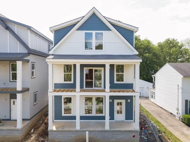 105 Nall Ave Unit 2, Nashville, TN 37209 (MLS #RTC2172271) :: Village Real Estate