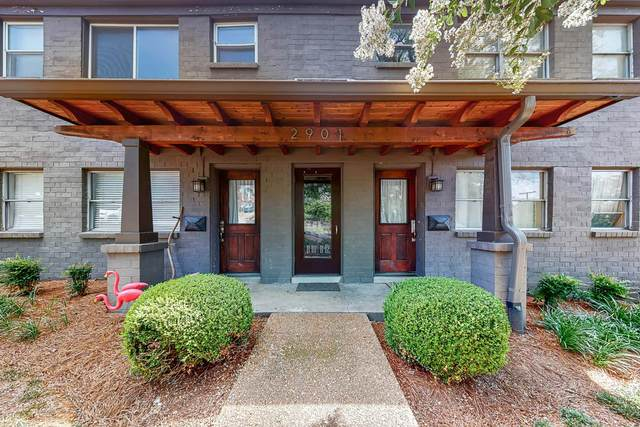 2901 Blair Blvd B12, Nashville, TN 37212 (MLS #RTC2172465) :: Fridrich & Clark Realty, LLC
