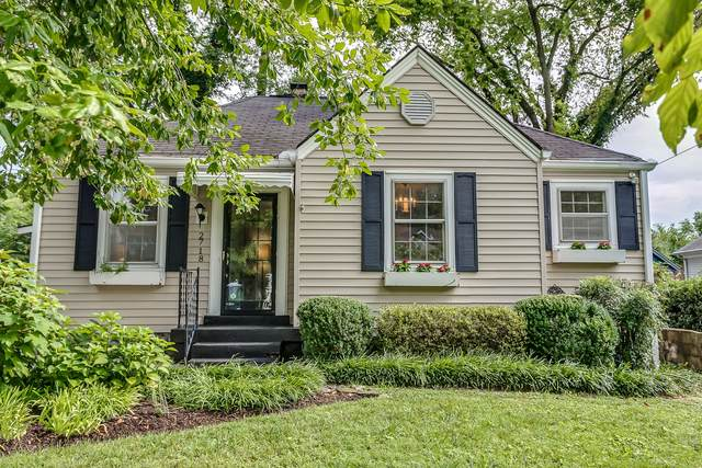 2718 Sharondale Ct, Nashville, TN 37215 (MLS #RTC2172542) :: Ashley Claire Real Estate - Benchmark Realty