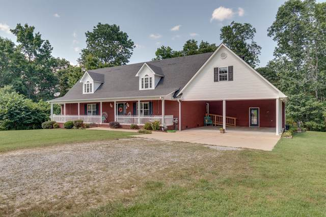 183 Salem Rd, Hohenwald, TN 38462 (MLS #RTC2172627) :: Berkshire Hathaway HomeServices Woodmont Realty