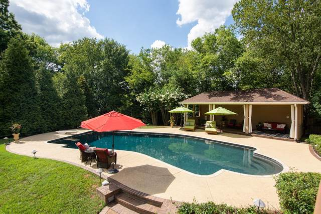1013 Jones Pkwy, Brentwood, TN 37027 (MLS #RTC2172648) :: Nashville on the Move