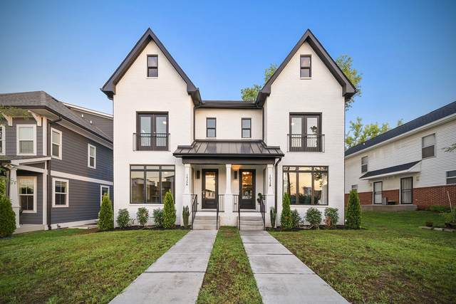 1035 Monroe St B, Nashville, TN 37208 (MLS #RTC2172695) :: Ashley Claire Real Estate - Benchmark Realty