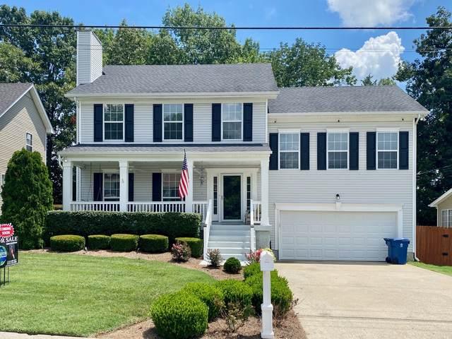 5665 Chestnutwood Trl, Hermitage, TN 37076 (MLS #RTC2172772) :: Nelle Anderson & Associates